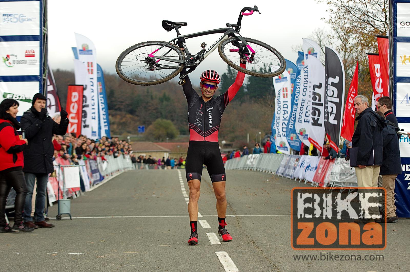 Fotos Ciclocross Ametzaga de Zuia 2016