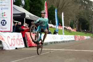 Campeonato de España de ciclocross Torrelavega 2021 Elite masculina