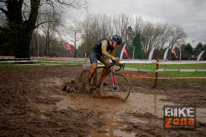 Campeonato de España de ciclocross Torrelavega 2021 sub23 masculina