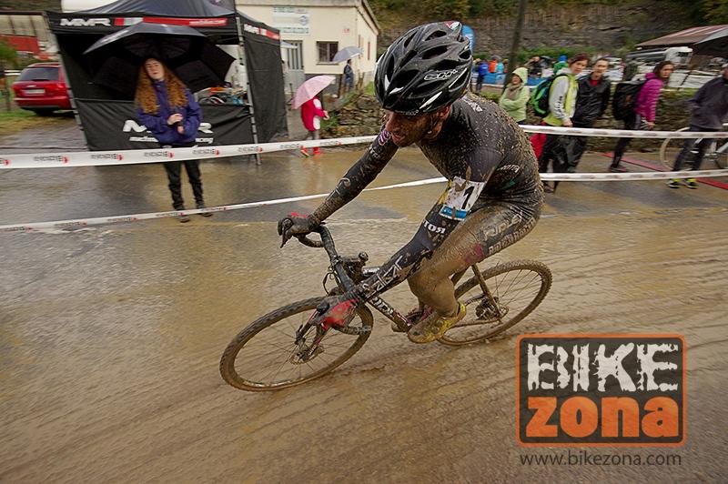 Copa de España ciclocross Karrantza 2017 - elite masc.