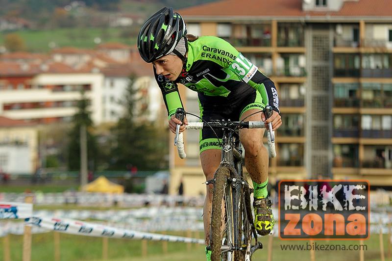 Campeonatos Bizkaia Ciclocross Lezama 2016