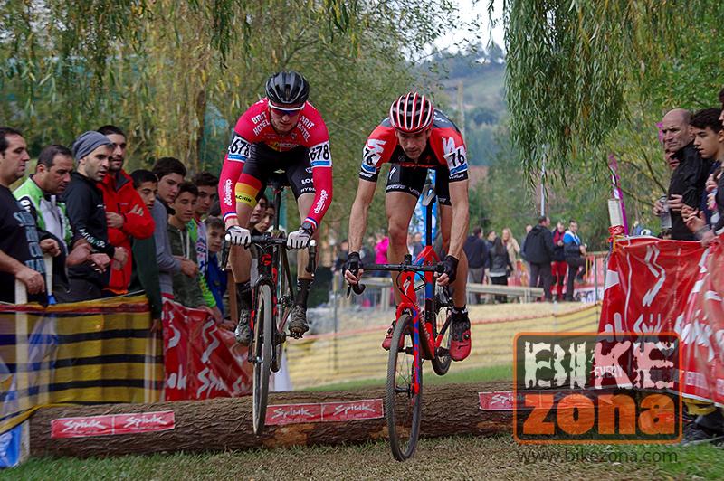 Copa España Ciclocross Llodio 2017 -  elite masc