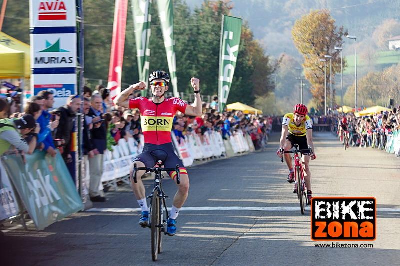 Ciclocross Igorre 2015 Elite sub23