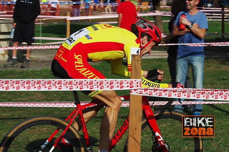 Copa de España Ciclocross Muskiz 2014
