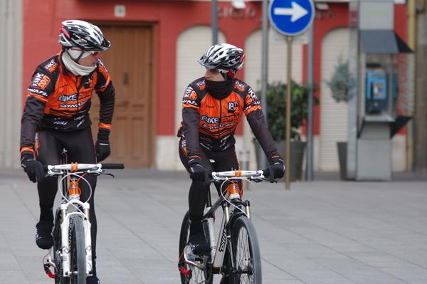 Primer entrenamiento Bikezona Dynatek 2012