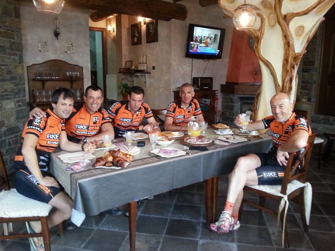 Bikezona en la Pirines Epic Trail