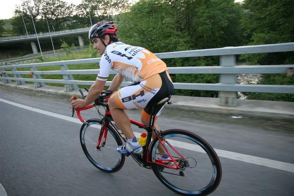Julian Sanz: 1.125 km non stop