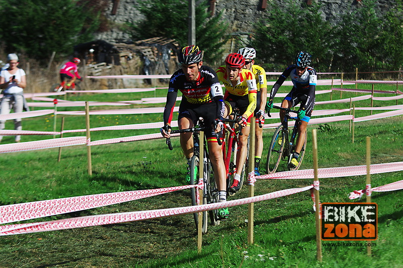 Copa de España Ciclocross Karrantza 2014