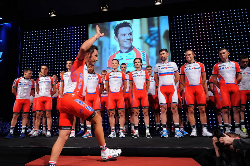 Katusha Team 2014