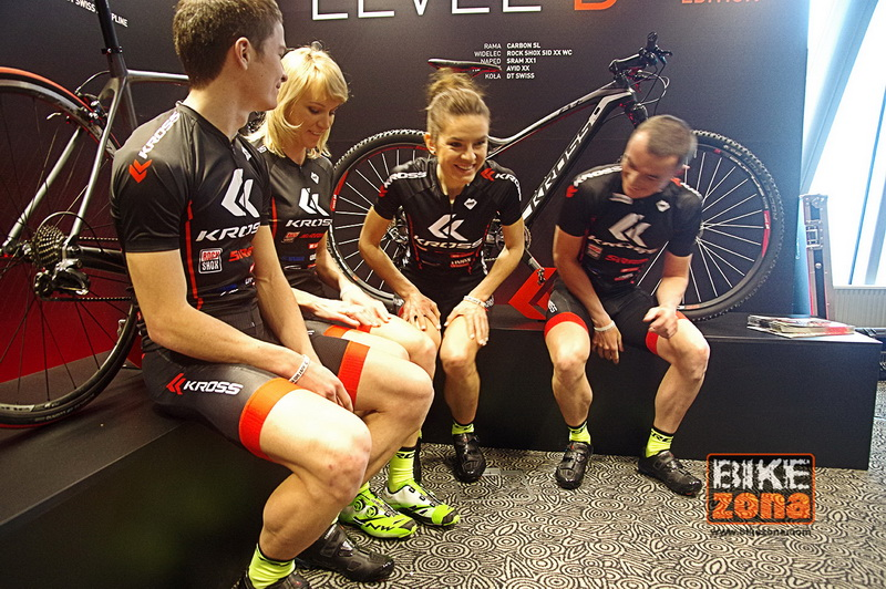 Presentación Kross MTB Racing Team