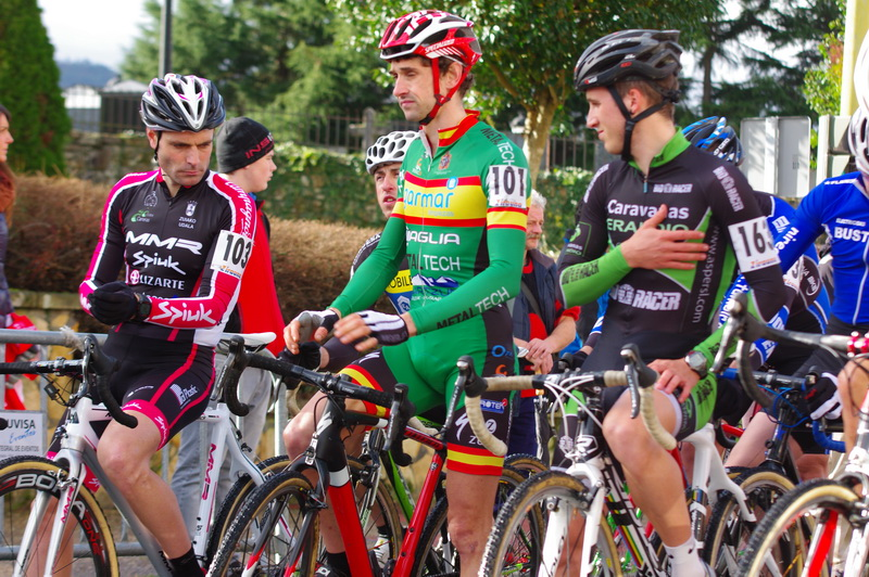 Campeonatos Euskadi Ciclocross 2013