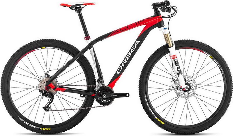 Bicicletas Orbea 2014