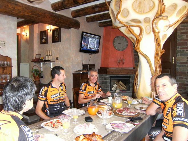 Bikezona en la Pirines Epic Trail II