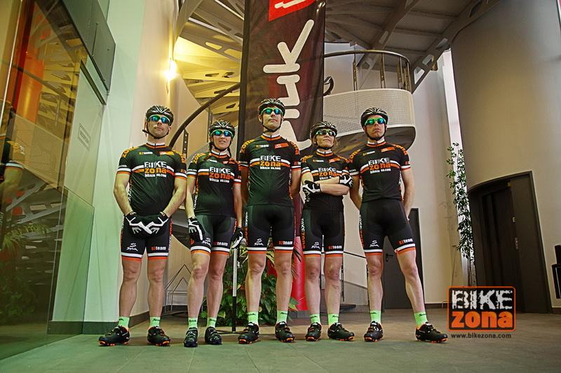 Presentación Bikezona Team 2015
