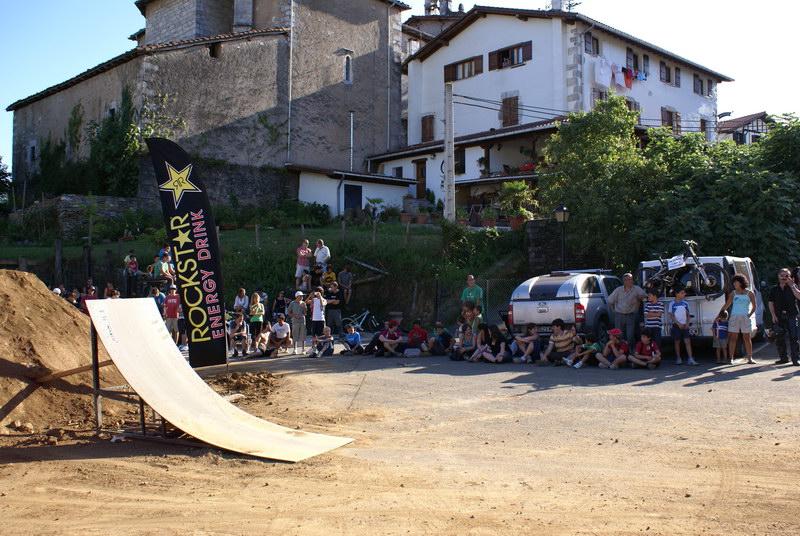 Concurso saltos en Igantzi