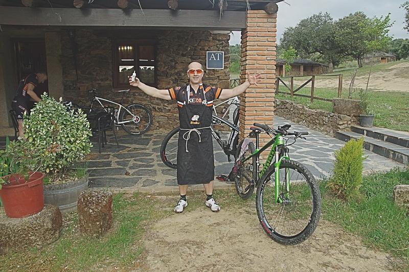 De ruta MTB por VIlluercas, Cáceres
