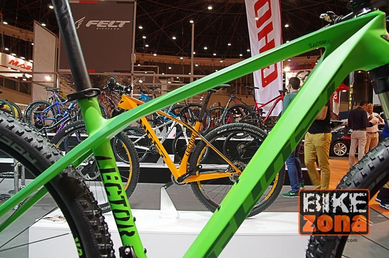 Feria Unibike 2015 - Novedades bicicletas 2016