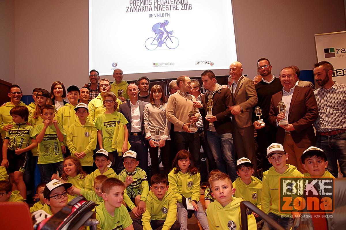Fotos entrega premios Vinilo FM