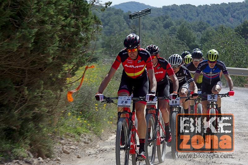 Vuelta Ibiza BTT 2018 - Primera etapa