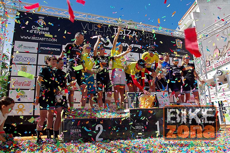 Vuelta Ibiza BTT 2018 - Tercera etapa