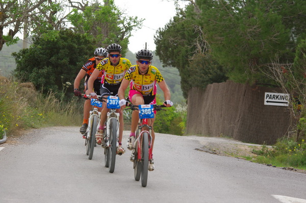 Vuelta Ibiza MTB 2012 Etapa 1 - Parte 2