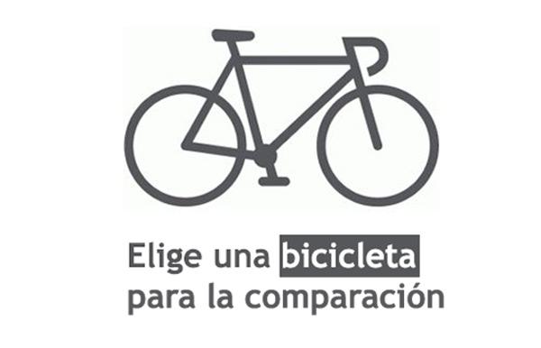 Comparador de bicicletas