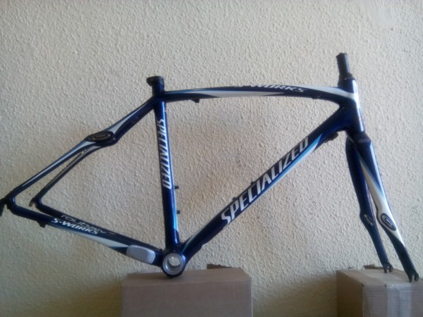 Roubaix S-works 2008