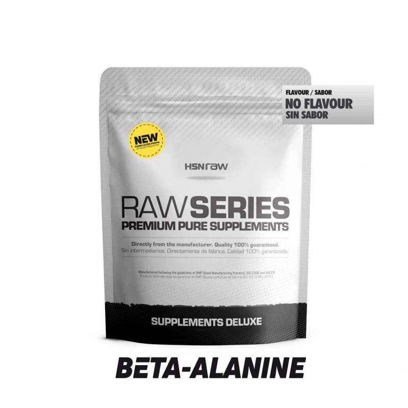Beta Alanina en polvo de HSN raw