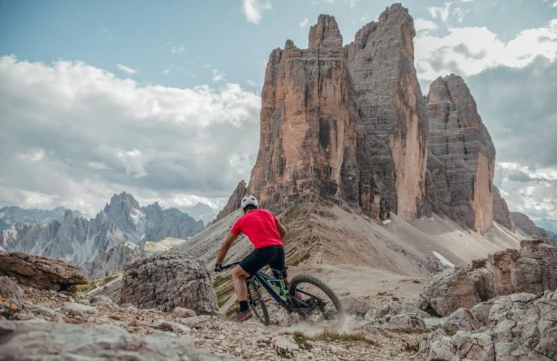 Pol Tarrés y Ernest Adalid <br> Aventura en los Dolomitas