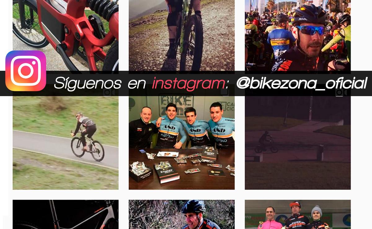 Solo ciclismo en nuestro instagram