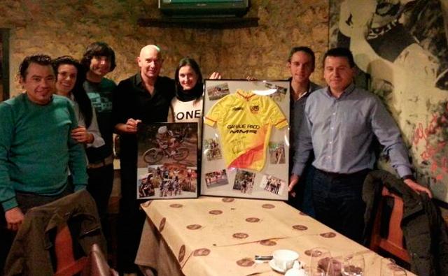 Aida nu o y su equipo despiden la temporada noticias de ciclismo en - Garaje paco ...
