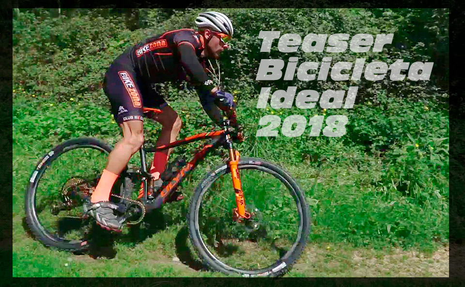 Adelanto vídeo bicicleta ideal 2018