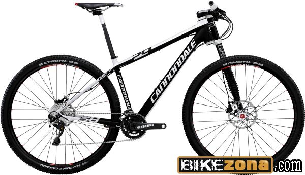 CANNONDALEFLASH CARBON 29ER 1