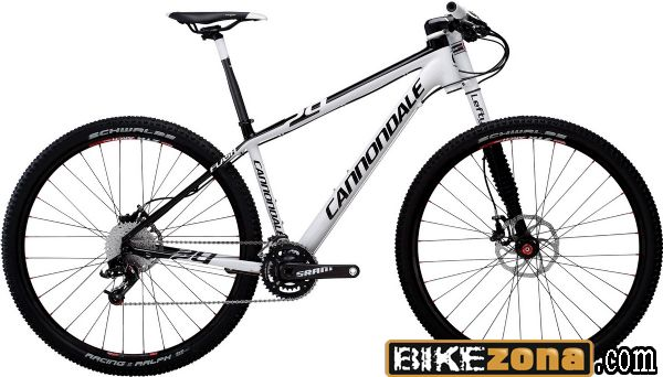 CANNONDALEFLASH CARBON 29ER 2