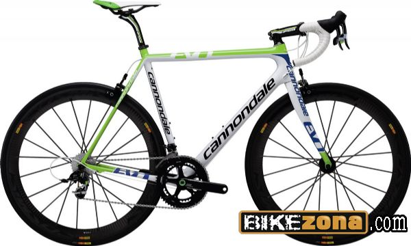 CANNONDALESUPERSIX EVO TEAM