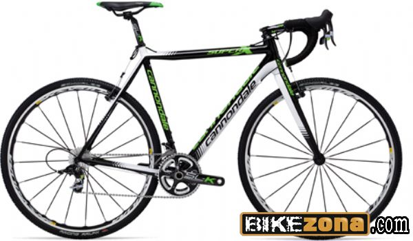 CANNONDALESUPERX SRAM RED