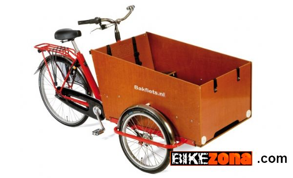 BAKFIEST CARGO TRIKE LARGE