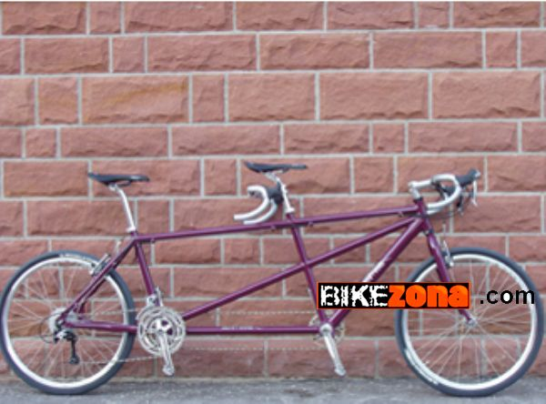 GERMAN CYCLES TANDEM ROAD