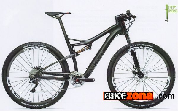 CANNONDALESCALPEL 29ER CARBON ULTIMATE