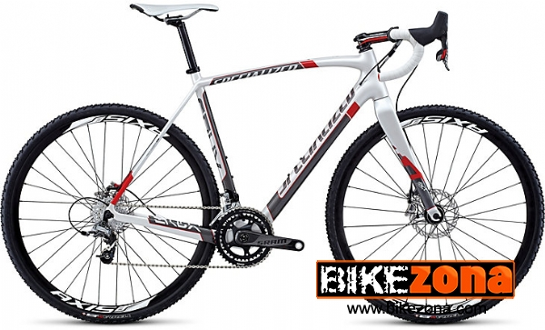 SPECIALIZED CRUX EXPERT RED DISC