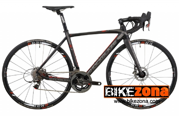 SHOCKBLAZE S3 ELITE SRAM RED