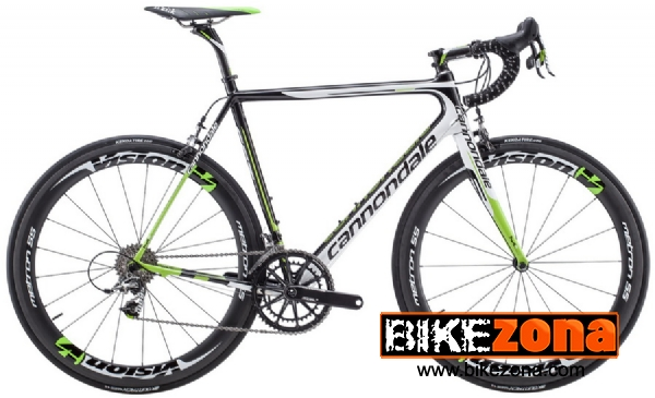 CANNONDALESUPERSIX EVO HI-MOD TEAM