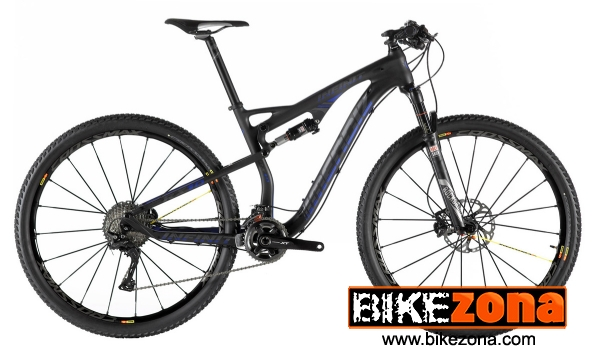 MENDIZ RX10 INFINIT 29 FULL SUSPENSION
