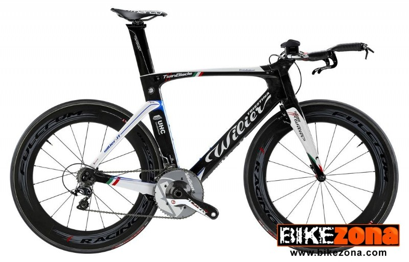 WILIER TWIN BLADE DURA ACE