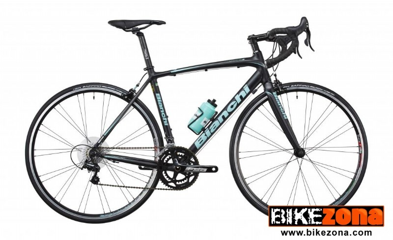 BIANCHIIMPULSO ALU VELOCE 10SP COMPACT