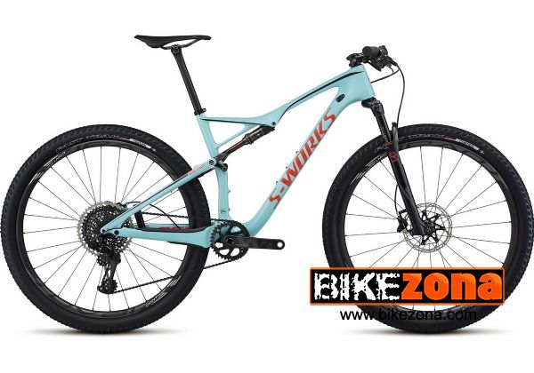 SPECIALIZED S-WORKS EPIC FSR WORLD CUP