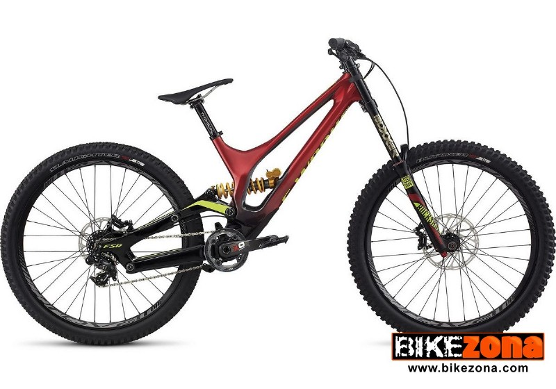 SPECIALIZED S-WORKS DEMO 8 FSR 650B