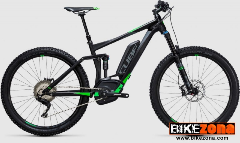 CUBE STEREO HYBRID 140 HPA RACE 500 27.5