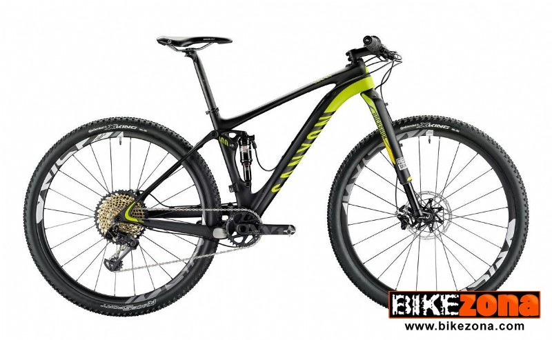 CANYON LUX CF 9.9 PRO RACE TEAM