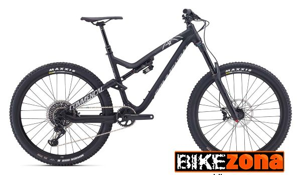 COMMENCAL META AM V4.2 RACE EAGLE BLACK